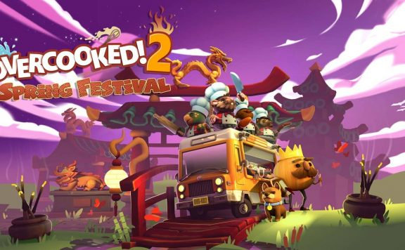Overcooked! 2 Spring Festival