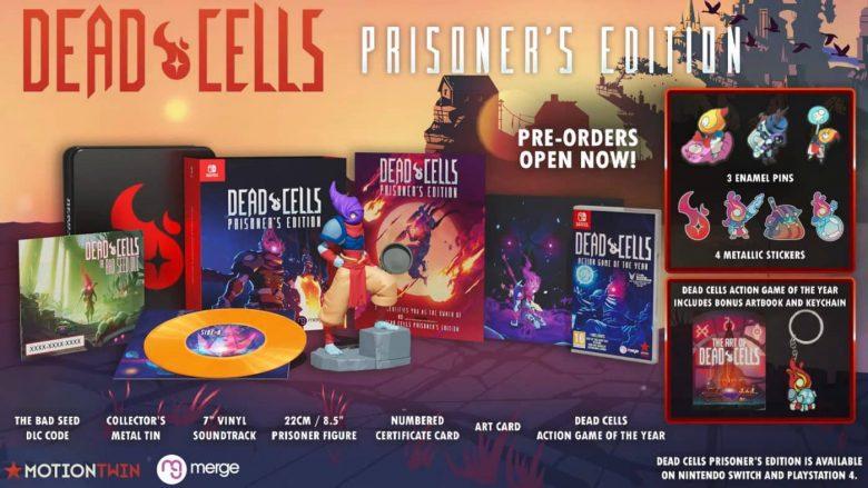 Dead Cells Prisoner's Edition