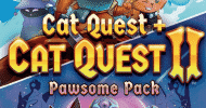 Pawsome Pack: Cat Quest + Cat Quest II