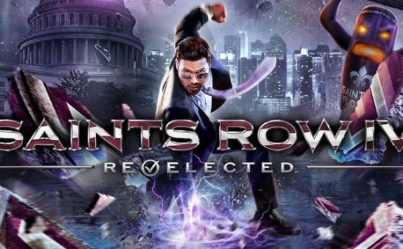 Saints Row IV Re-Elected