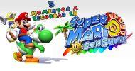 5 momentos recordar Super Mario Sunshine