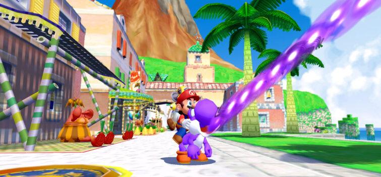 Imagen de Super Mario Sunshine