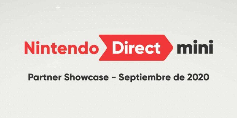 Nintendo Direct Mini: Partner Showcase 17 septiembre 2020