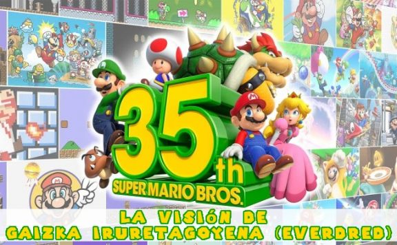Super Mario Bros 35 Everdred