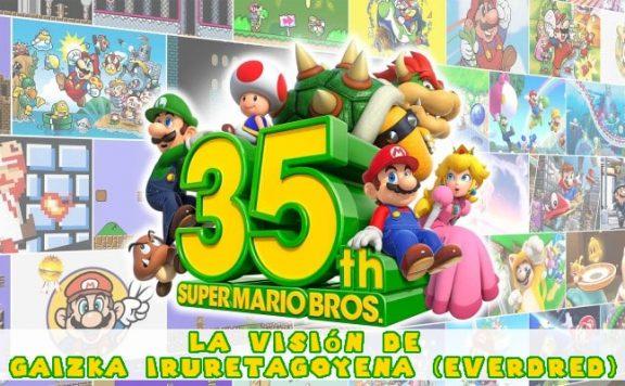 Super Mario Bros 35 Everdred