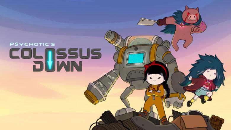 Imagen de Colossus Down