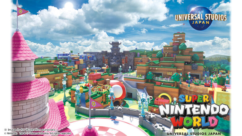 Imagen de Super Nintendo World