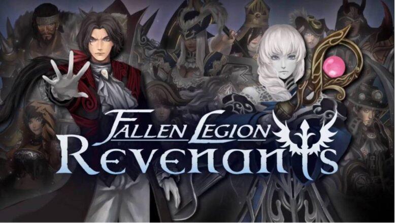 Imagen de Fallen Region Revenants