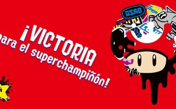 Superchampiñón Splatoon 2