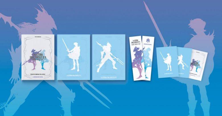 Imagen de La leyenda de Final Fantasy IV-V