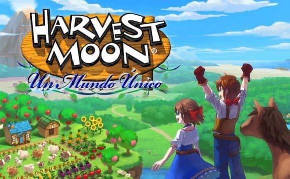 Harvest Moon-Un mundo unico
