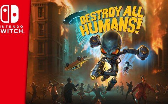 Imagen de Destroy All Humans!