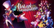 Imagen de Balan Wonderworld