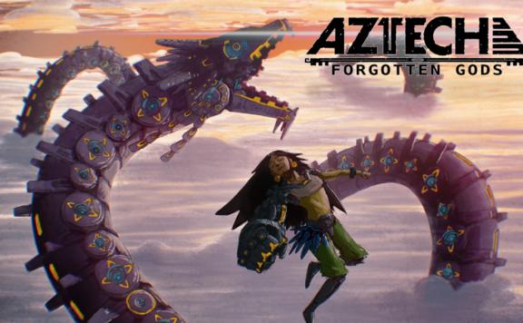 Imagen de Aztech: Forgotten Gods