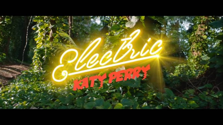 electric katy perry